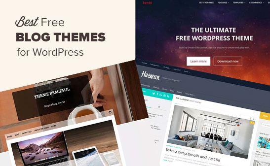 Top 10 theme wordpress miễn phí năm 2019