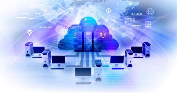 công nghệ cloud hosting.