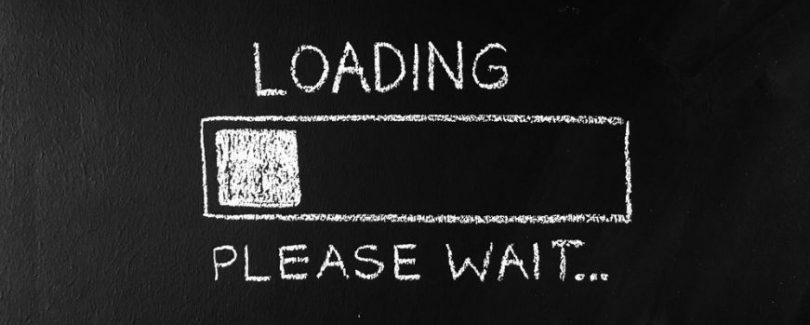khắc phục website tải chậm