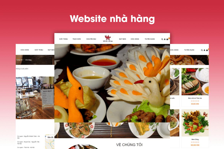 Chọn tên miền cho web nhà hàng chất lượng để ứng dụng hiệu quả