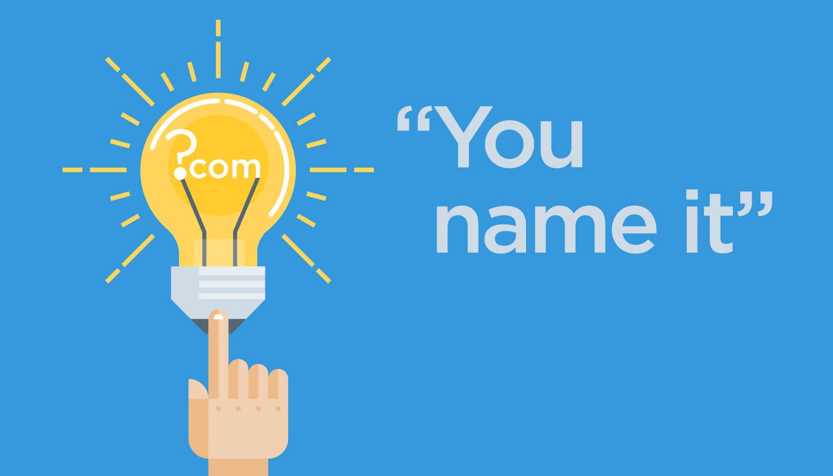Chọn tên miền cho web nhà hàng cần tuân thủ những nguyên tắc cần thiết