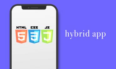 hybrid app là gì